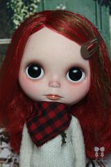 Rouge girl.