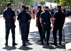 Spanish Police (paulgmccabe) Tags: madrid city riot spain europe capital protest police security spanish crime patrol capitalcity challengefactorywinner thechallengefactory