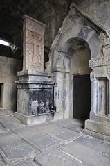 Haghpat monastery (stefan_fotos) Tags: world heritage church stone cross urlaub kirche monastery armenia kloster armenien haghpat khachkar kreuzstein