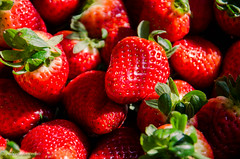 Red (Roberta Tavernati) Tags: red macro fruits fruit strawberry strawberries award rosso frutta fragole