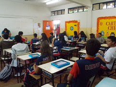 DSCN0833 (Colgio Batista Mineiro) Tags: school apple digital uno batista ipad cbm betim