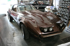 "1973 Corvette Stingray • <a style=""font-size:0.8em;"" href=""http://www.flickr.com/photos/85572005@N00/8634841935/"" target=""_blank"">View on Flickr</a>"