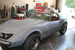 "1973 Corvette Stingray • <a style=""font-size:0.8em;"" href=""http://www.flickr.com/photos/85572005@N00/8636008848/"" target=""_blank"">View on Flickr</a>"