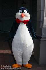 Mr. Penguin (Penguin Waiter)