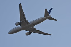 United Airlines Boeing 777-200 N78008 (ta152eagle) Tags: unitedairlines  b777200 n78008