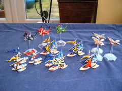 Man o War High Elf Fleet (Godders11) Tags: dragon citadel warhammer elves manowar gamesworkshop wareagle highelves dragonship eagleship dreadfleet hawkship