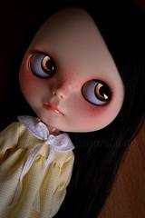 SugarLuna Custom Blythe Doll #11