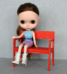 bench for blythe