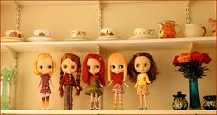 Happy Dolly Shelf Sunday