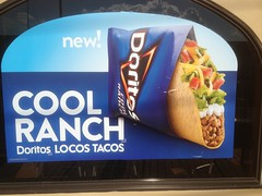 Cool Ranch Doritos Locos Tacos (2013) (Paxton Holley) Tags: ranch new food cool junk bell tacos fast chips crisps taco snacks doritos locos