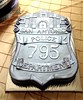"Police batch cake • <a style=""font-size:0.8em;"" href=""http://www.flickr.com/photos/40146061@N06/8676478118/"" target=""_blank"">View on Flickr</a>"