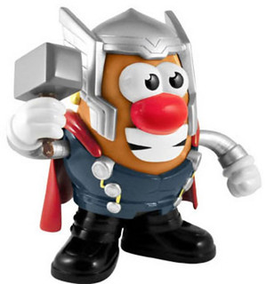 【蛋頭先生】MARVEL X Mr. Potato Head 2013/04/24 更新