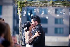 Megan & Jeff / Eco Trsut Wedding