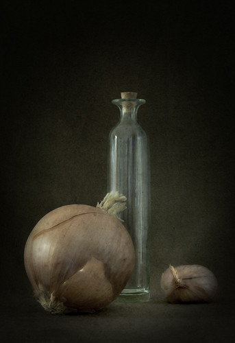 Onions With a Bottle
