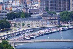 Le port des yachts et l'vch (Lige 2016) (LiveFromLiege) Tags: lige meuse port liege luik lttich liegi lieja belgique wallonie belgium