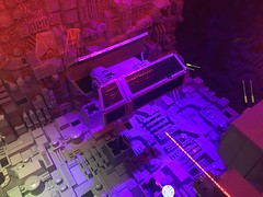 Star Wars Miniland Legoland (James F Clay) Tags: legoland lego miniland starwars deathstar
