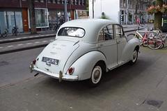 Morris Minor 1956 (TedXopl2009) Tags: morris minor 1956 amsterdam cwodlp sidecode1 vg4719