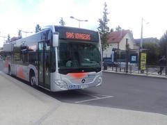 Lacroix rseau Valoise Mercedes Citaro C2 DE-771-XT (95) n951 (couvrat.sylvain) Tags: mercedesbenz mercedes citaro c2 valoise montignybeauchamp gare beauchamp bus autobus o530