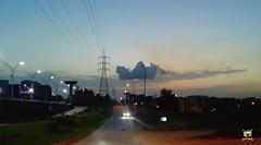 #Islamabad #DhaII #sunset #clouds #Pakistan #Crown #sky (Rabia.A) Tags: crown clouds islamabad sky sunset dhaii pakistan