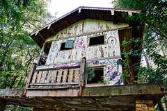oh... house (CB-Photos) Tags: deepinthewoods old urbex