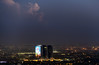 A New Dream - Evening Blue Hour, Islamabad (Aleem Yousaf) Tags: new dream blue hour evening islamabad zong 4g damnekoh margalla hills cityscape sky clouds lights telephoto long exposure photography photo walk nikon d800 70200mm ilobsterit