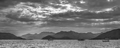 Marmaris ,Turkey (By Hayan) Tags: marmaris turkey sea seaside misty cloudy travel canon7d