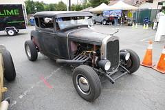 1930 Ford ModelA (bballchico) Tags: 1930 ford modela hotrod 5window coupe ratbastardscarshow carshow 206 washingtonstate