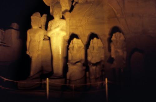 "Ägypten 1999 (320) Karnak-Tempel: 7. Pylon • <a style=""font-size:0.8em;"" href=""http://www.flickr.com/photos/69570948@N04/28962825021/"" target=""_blank"">View on Flickr</a>"