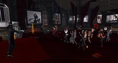 GenderBender Dance w/ Dallas Winslet Singing/Guitar (Carla Putnam) Tags: dance fun genderbender sl secondlife dallaswinslet livemusic