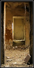 IMG_5889 (jozwa.maryn) Tags: komino bornesulinowo opuszczone abandoned miasto town duch ghost westfalenhof blokowisko