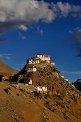 SPI_218 (soggy_3_16) Tags: spiti himalayas landscape nikon d90 key monastery
