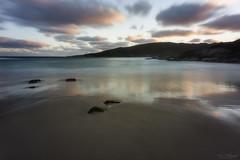 Lowlands (Crouchy69) Tags: sunset dusk landscape seascape ocean sea water coast clouds sky long exposure lowlands beach sand denmark western australia