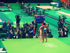 IMG_3939 (Mud Boy) Tags: teamusa brazil braziltrip brazilvacationwithjoyce riodejaneiro rio rioolympicarena rioolympicarenagymnastics rio2016 2016summerolympics summerolympics rioolympics2016 olympics gamesofthexxxiolympiad jogosolmpicosdeverode2016 gymnasticsartisticwomensindividualallaroundfinalga011 gymnasticsartisticwomensindividualallaroundfinal ga011 barraolympicpark thebarraolympicparkbrazilianportugueseparqueolmpicodabarraisaclusterofninesportingvenuesinbarradatijucainthewestzoneofriodejaneirobrazilthatwillbeusedforthe2016summerolympics parqueolmpicodabarra barradatijuca alyraisman simoneariannebilesisanamericanartisticgymnastbilesisthe2016olympicindividualallaroundandvaultchampion simonebiles favorite rio2016favorite riofacebookalbum riofavorite
