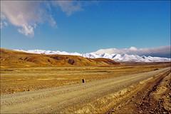 Road (Katarina 2353) Tags: landscape tibet china spring katarina2353 katarinastefanovic film nikon