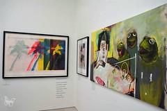 START Art Fair Saatchi 2016 (Butterfly Art News) Tags: start art fair saatchi 2016 london contemporary jealous gallery