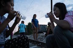 * (Sakulchai Sikitikul) Tags: street snap streetphotography songkhla sony a7s voigtlander 28mm thailand hatyai sunset