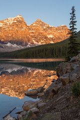 Light & Reflections in the Morning Light (Ken Krach Photography) Tags: lakemoraine