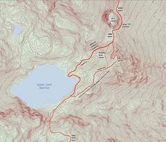 Twin Peaks (nwpuzzlr) Tags: hiking cascades mountain twinpeaks lochkatrine northfork snoqualmie
