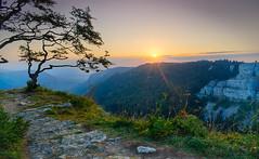 Creux de van - sunrise (TM Photography Vision) Tags: sony alpha 850 creux de van jura neuchatel sigma 2470 28