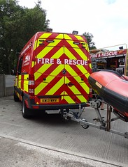 Bedfordshire Fire And Rescue Service (999 Response) Tags: bedford 20 kw13wrv fire station open day 2016 bedfordshire and rescue service water response unit