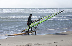 5698 Windsurfer (eyepiphany) Tags: surf surfing windsurfing oregoncoast manzanita manzanitabeach manzanitaoregon windsurfingontheoregoncoast