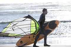 5695.2 Windsurfer (eyepiphany) Tags: oregoncoast manzanitaoregon manzanita manzanitabeach surf surfing windsurfing windsurfingontheoregoncoast wetsuit windsurfinggear
