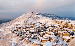 Murree Hills after snow fall. (Karrar Haidri) Tags: pakistan galiat baltistan karrarhaidri saltorosummits