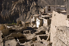 Lamayuru village (Ziemek T) Tags: village ladakh lamayuru
