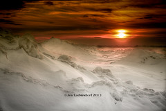 Whitefish Point-2 (HikingJoe) Tags: winter snow ice sunrise michigan upperpeninsula lakesuperior whitefishpoint