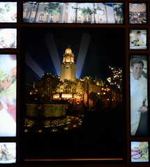 Carthay Circle Window (Barry Wallis) Tags: california usa window anaheim dlr disneylandresort grandcalifornianhotel gch carthaycircle barrywallis chefandrewsutton
