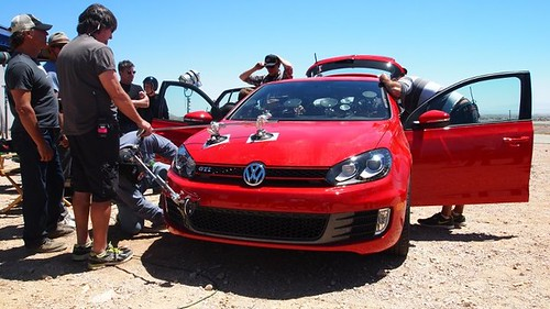 Behind-the-Scenes Volkswagen Performance Video