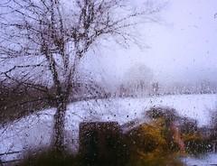 Snow April 2012