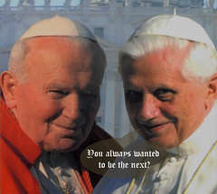 News: Pope resigns 2013-02-11 next merried woman? (John de Grooth) Tags: news pope vatican rome roma joseph alois ratzinger paus actueel nieuws vaticaan breakingnews benedictusxvi hotnews vaticaanstad karoljózefwojtyła josephaloisratzinger johannuspaulusii paustreedtaf poperesigns pontificaat