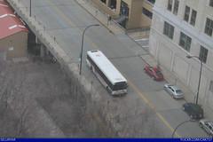 Akron Metro New Flyer Bus (Seluryar) Tags: new ohio bus flyer metro akron